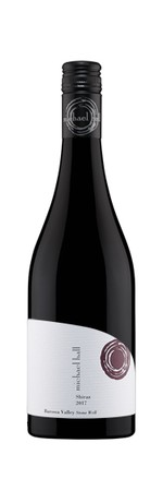 2017 Michael Hall Barossa Valley Shiraz, Stone Well