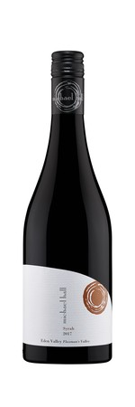 2017 Michael Hall Eden Valley Syrah, Flaxman's Valley