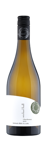 2018 Michael Hall Adelaide Hills Chardonnay, Piccadilly