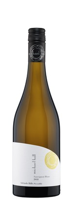 2018 Michael Hall Adelaide Hills Sauvignon Blanc, Piccadilly