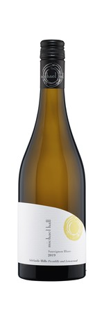 2019 Michael Hall Adelaide Hills Sauvignon Blanc, Piccadilly & Lenswood