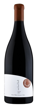 2016 Michael Hall Eden Valley Syrah Double Magnum