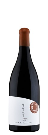 2016 Michael Hall Eden Valley Syrah, Flaxman's Valley Magnum