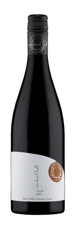 2015 Michael Hall Eden Valley Syrah, Flaxman's Valley