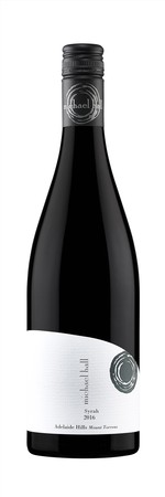 2016 Michael Hall Adelaide Hills Syrah, Mount Torrens