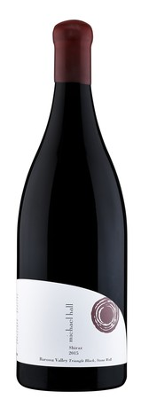 2015 Michael Hall Barossa Shiraz, Stone Well