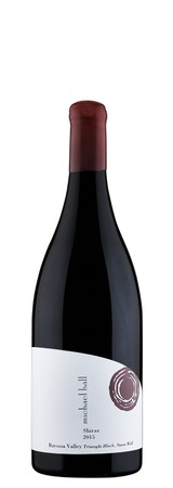 2016 Michael Hall Barossa Valley Shiraz, Stone Well